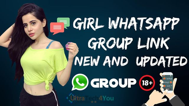Girl WhatsApp Group Link New And [Updated]