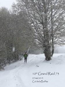 Grand Raid 73. 25 mai 2013