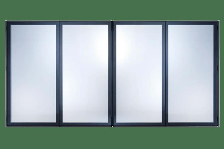 trade aluminium patio doors double