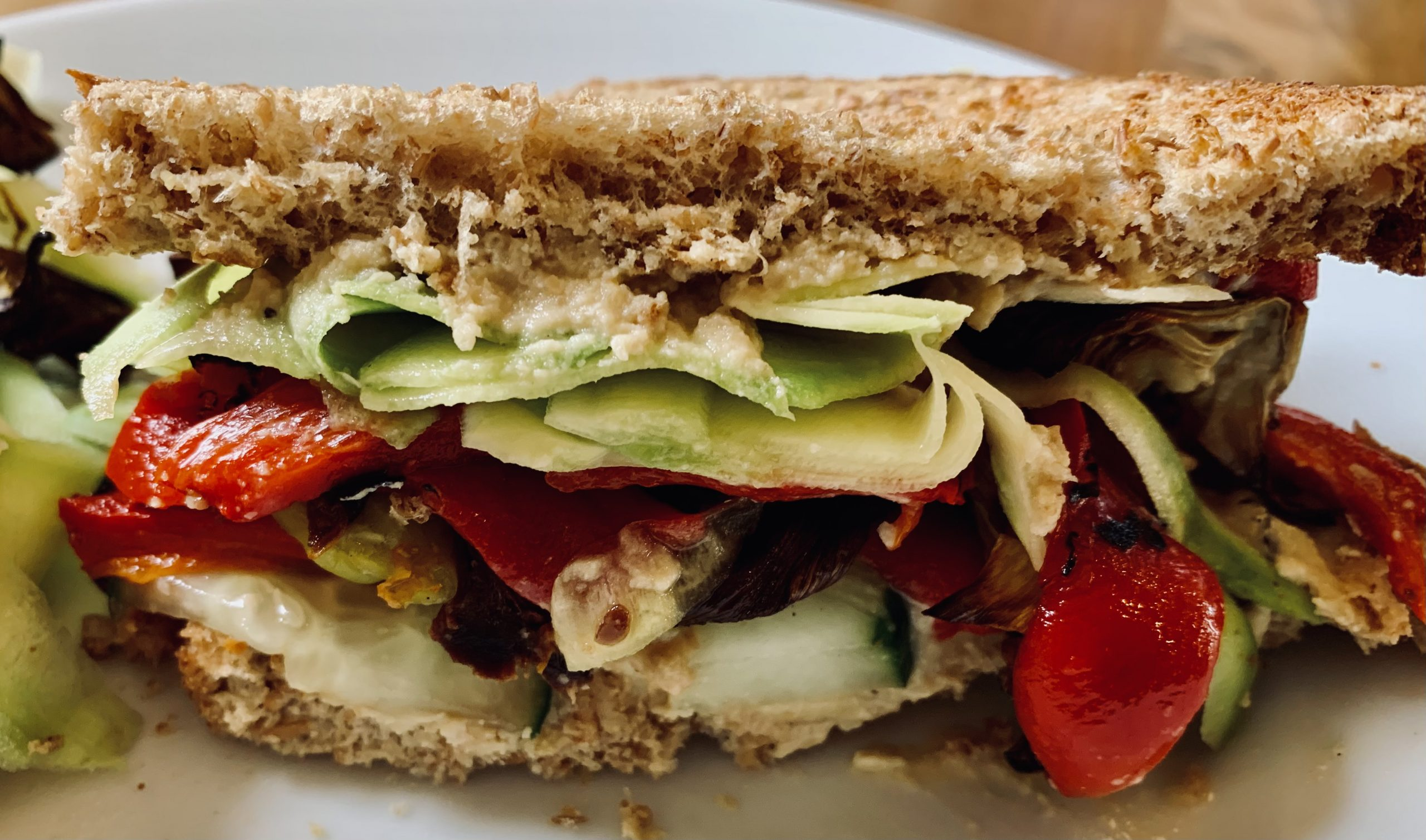 My Big Fat Greek Sandwich