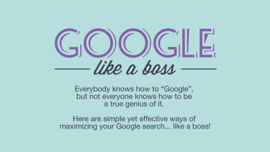 Photo of Google Like A Boss – Infographic
