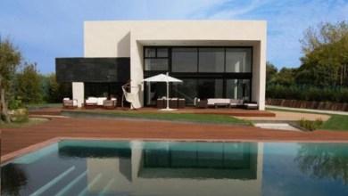 Photo of Modern Gomez Residence in Spain by Marta Gonzales