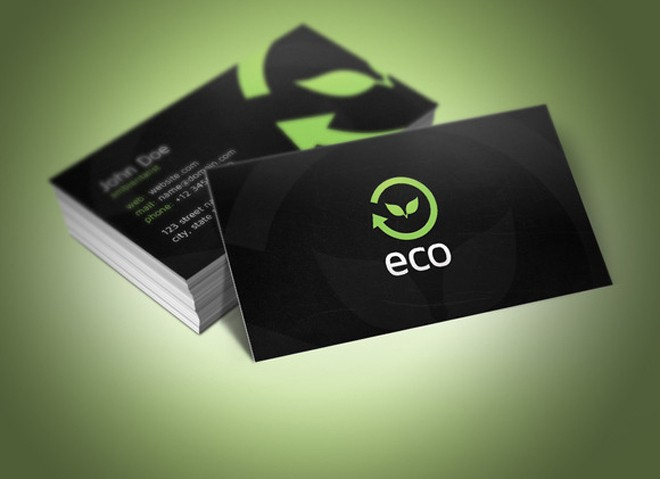10 Handcrafted Business Card Templates