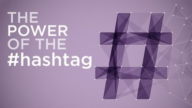 Photo of The Power of the # Hash Tag – infographic