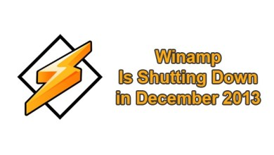 Photo of Winamp, The media player of your college years, is shutting down in Dec-2013
