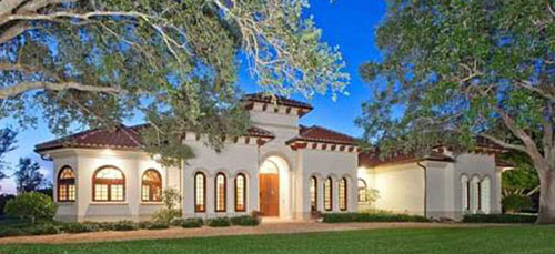 Inside the $8.7 million Florida mansion Bill Gates has bought