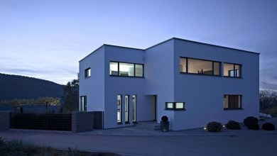 Photo of Minimalist House in Ahlen, Germany