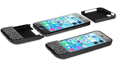 Photo of Ryan Seacrest's Typo Keyboard Makes iPhones Look Like BlackBerrys [Video]