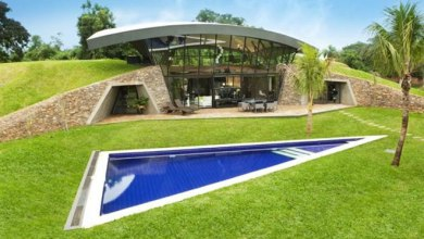 Photo of Unusual Underground HillSide Homes In Luque, Paraguay