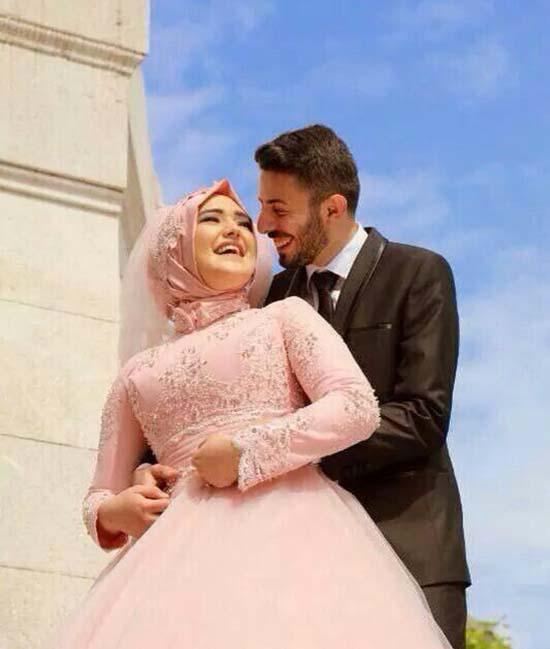 cute muslim couples image