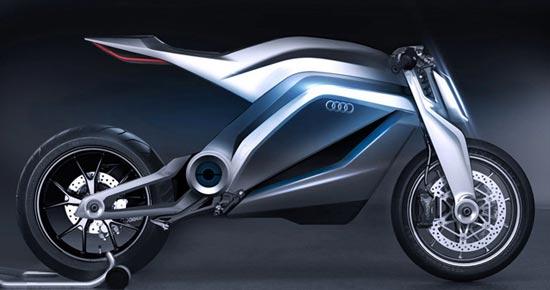 Audi Motorrad Concept Inspired by Ducati