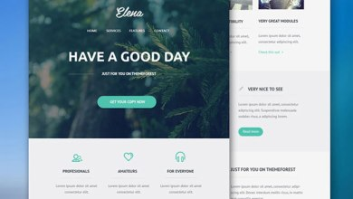 Photo of 5 Free Email Newsletter Ideas and PSD Templates