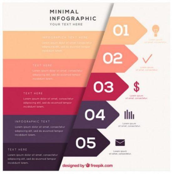 Minimal-Style-Infographics