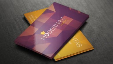 Photo of Business Card Template Psd – Free Download