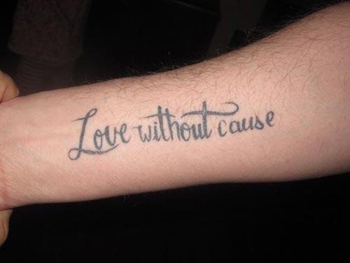Best Man Tattoo Quotes