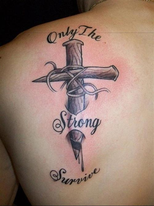 tattoo-quotes-only-the-strong-survive
