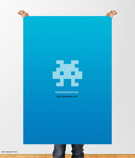 Poster-Mockup-Template-PSD