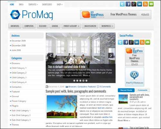ProMag_Free_WordPress_Theme