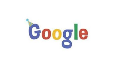 Photo of Google's 16th Birthday: Latest Doodle marks search engine's Sweet Sixteenth