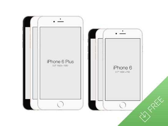 free-iphone6-psd-mockups1