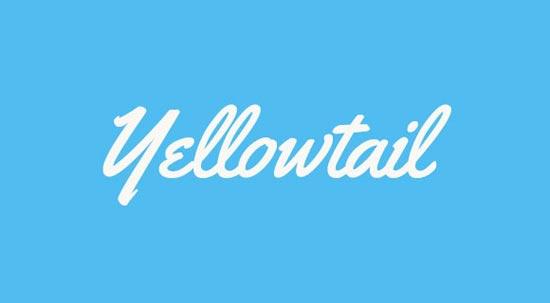 Yellowtail15-free-handwritten-fonts