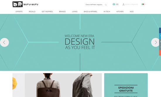 ecommerce website design Inspiration