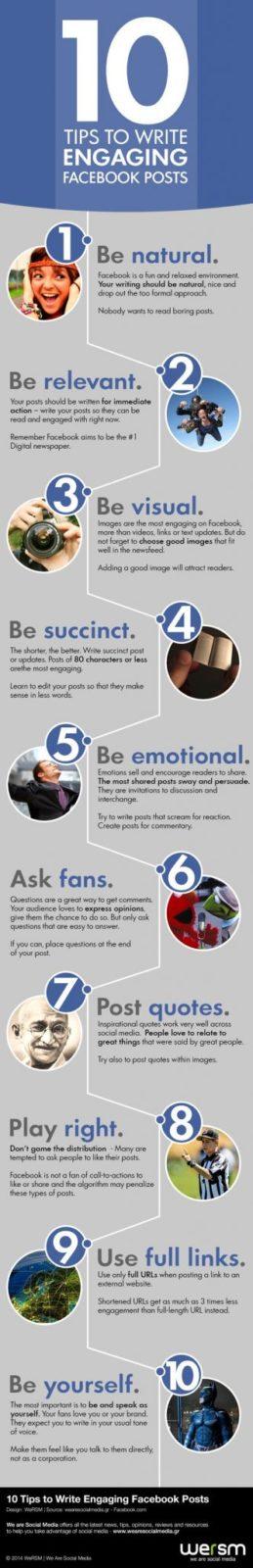 social media engagement