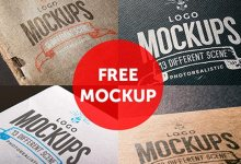 Photo of 130+ Free Logo Mockup Psd & Templates [Updated]
