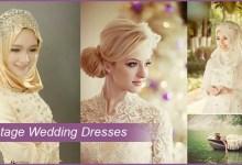 Photo of 48+ Beautiful Modern Vintage Wedding Dresses Design