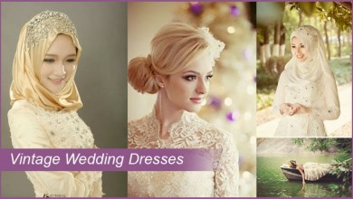 Photo of 48+ Beautiful Modern Vintage Wedding Dresses Design