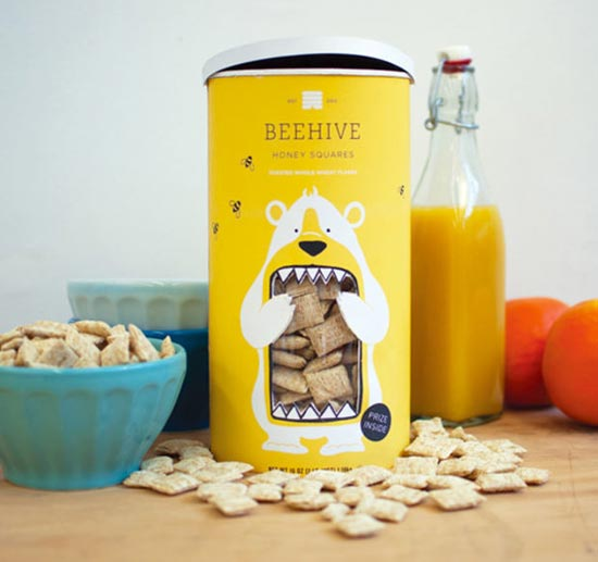 food-product packaging design