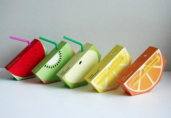 juice-product packaging design