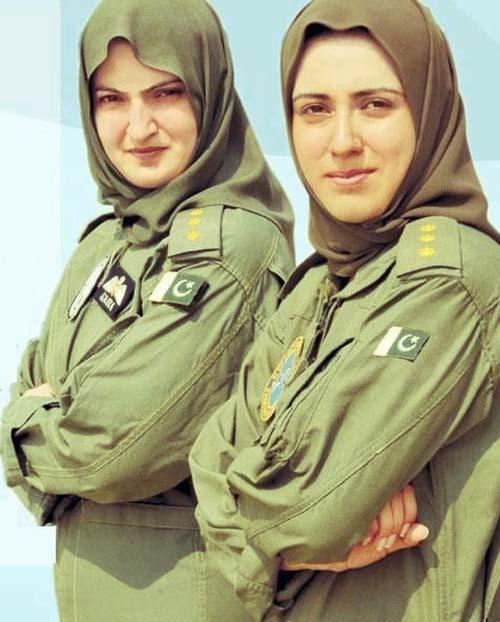 Pilots of Pakistan Air Force
