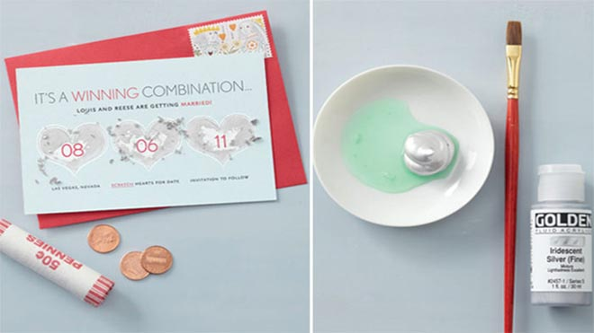 Diy Wedding Invitations To Give You Extra Ideas On How Create Your Own Invitation 9
