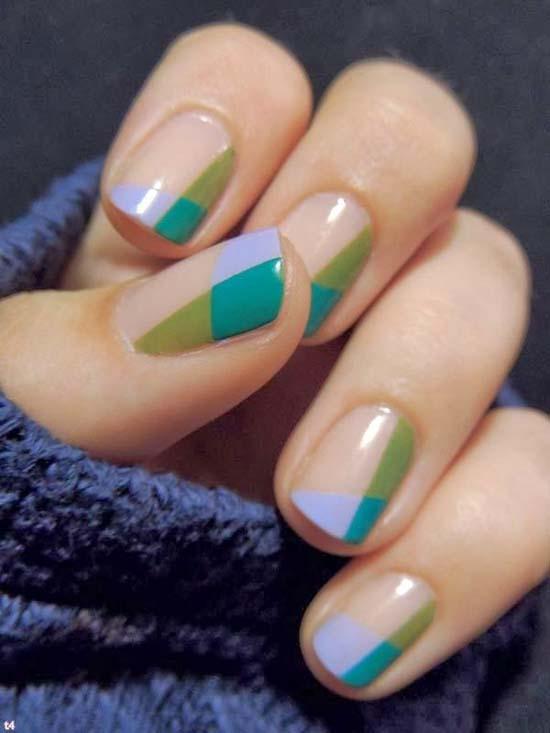 easy Fingernail Designs