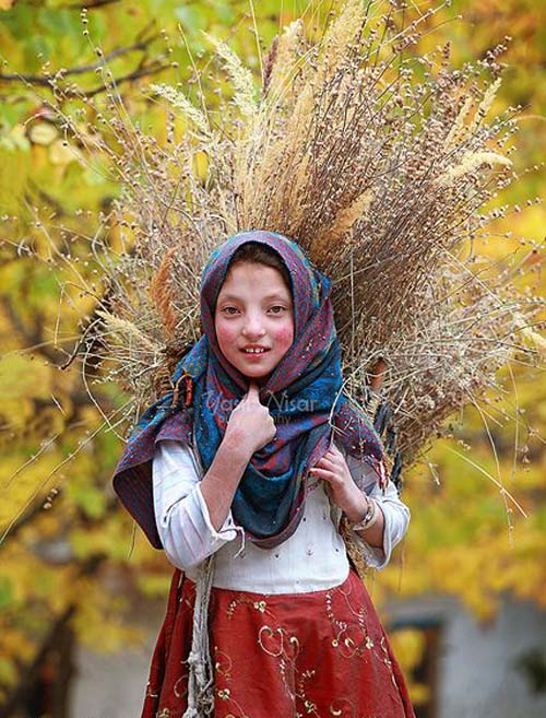 the Balti Girl, Pakistan