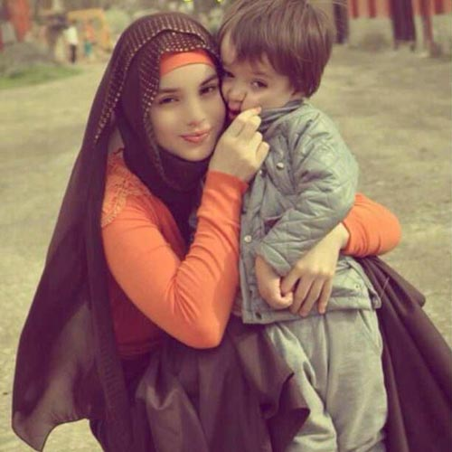Beautful hijab girls 1