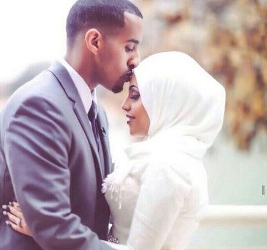 23 Beautiful Black Muslim Wedding Couples Images for Inspiration