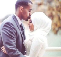 23+ Beautiful Black Muslim Wedding Couples Images for ...