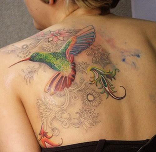 hummingbird tattoo designs & ideas for your inspiration