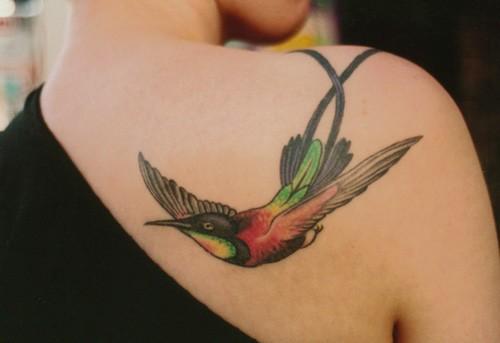 hummingbird-tattoo-for-girls