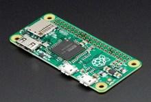 Photo of Raspberry Pi Zero – A Tinest $5 computer
