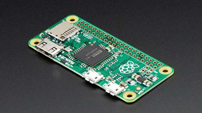 Raspberry Pi Zero - A Tinest 5 computer
