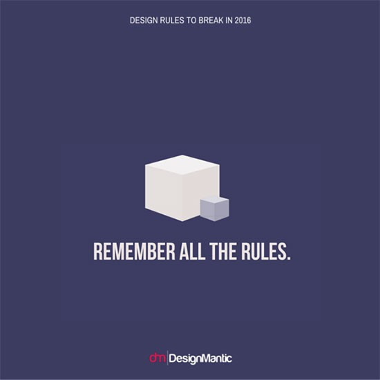 Design Rules You Should Be Breaking In 2016 - 15