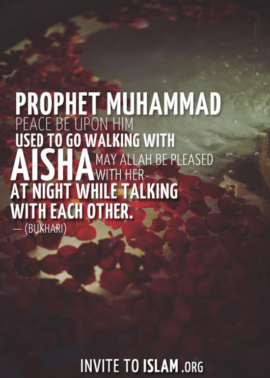 love quotes from prophet muhammad saw