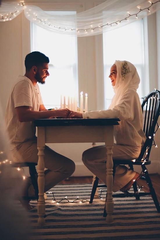 muslim date couple