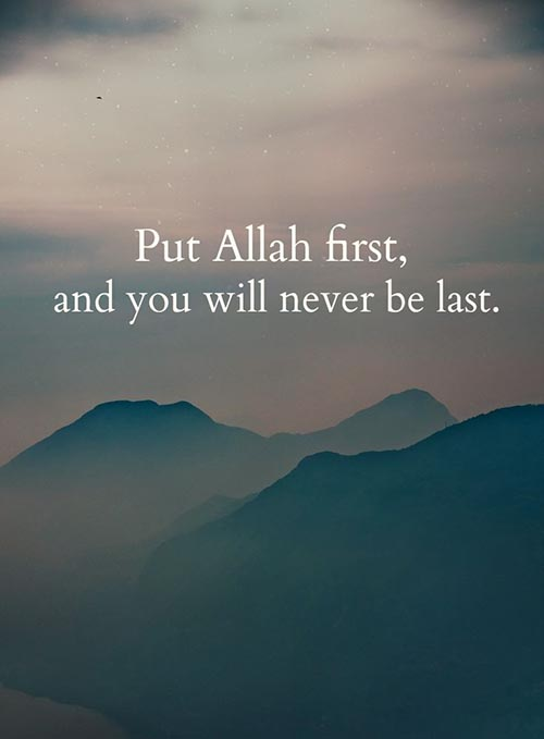 allah quotes on life