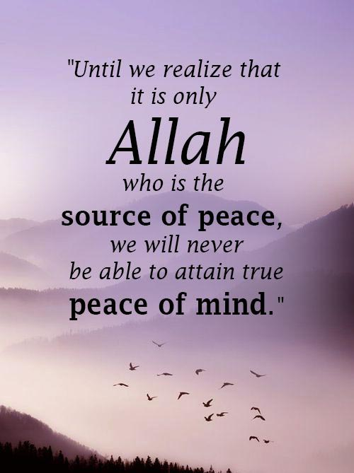 blessings of allah quote