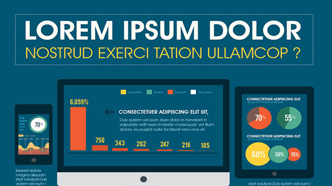 Technology Infographic Templates Free Download