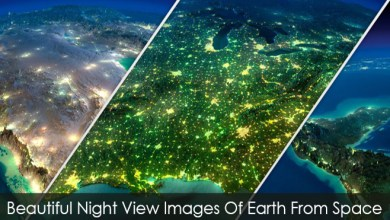 Photo of 23+ Beautiful Night View Images Of Earth From Space